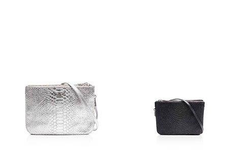 Zadig & Voltaire Clyde Embossed Leather Crossbody - Bloomingdale's_2